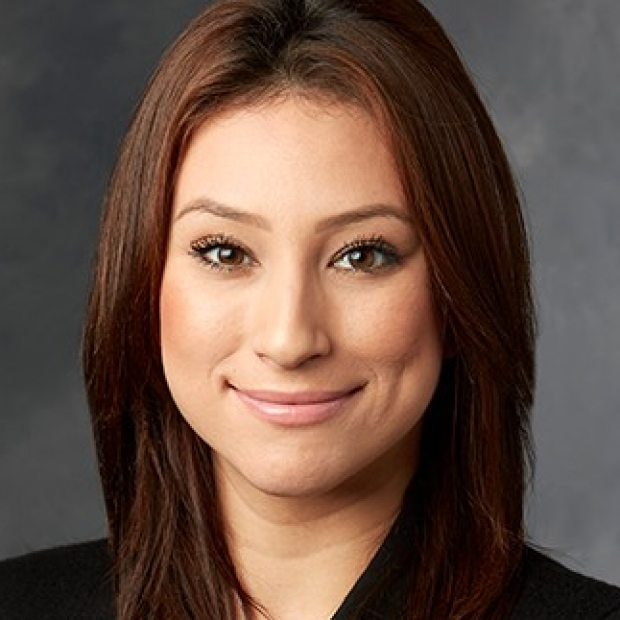 smiling headshot of Veronica Cendejas