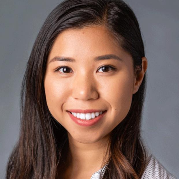 smiling headshot of Leslie Nguyen
