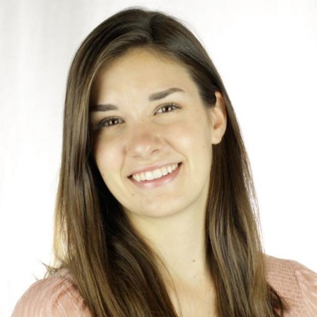 smiling headshot of Amelia Bryan