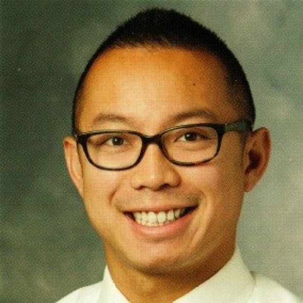 smiling headshot of Terrence Pong