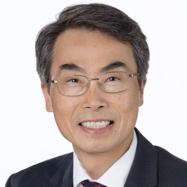 smiling headshot of Dr. Joseph Wu