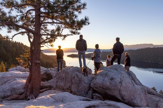 CVI Group Photo Tahoe