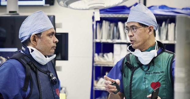 Drs. Narayan and Wang