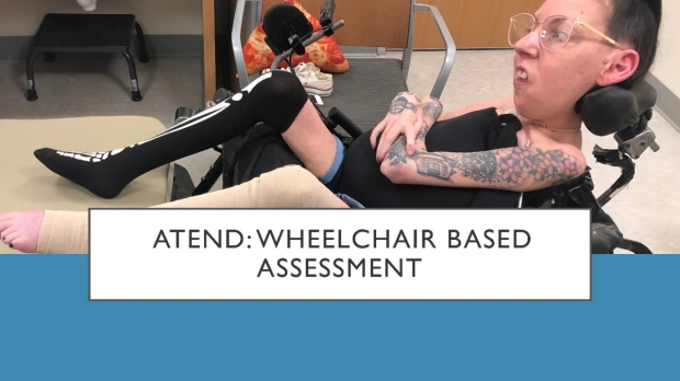 Stanford Neuromuscular ATEND Wheelchair Based Assessment