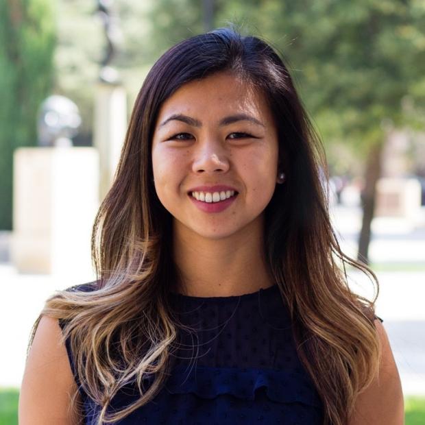 Portrait of Jessica Chen