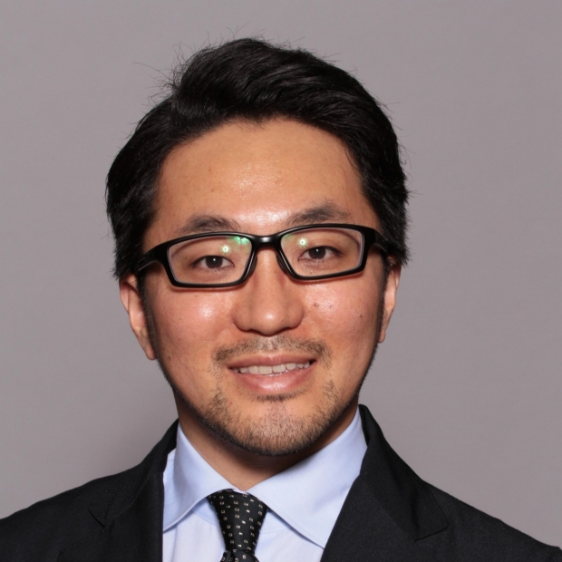 Portrait of Rikiya Yamashita