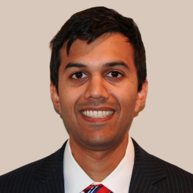 Rohan Joshi headshot