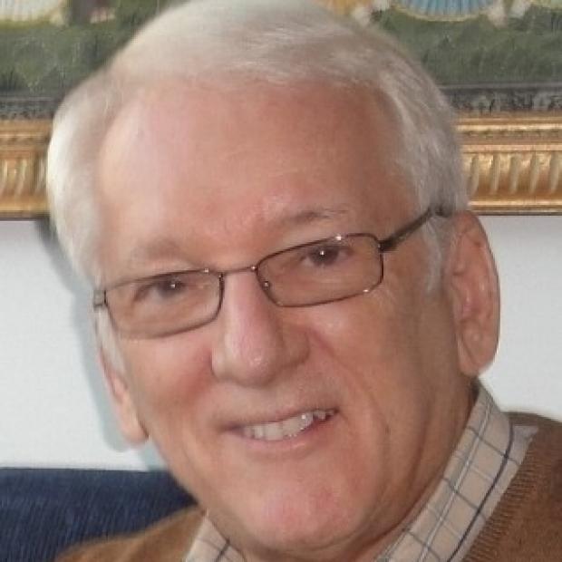 Ted Shortliffe headshot