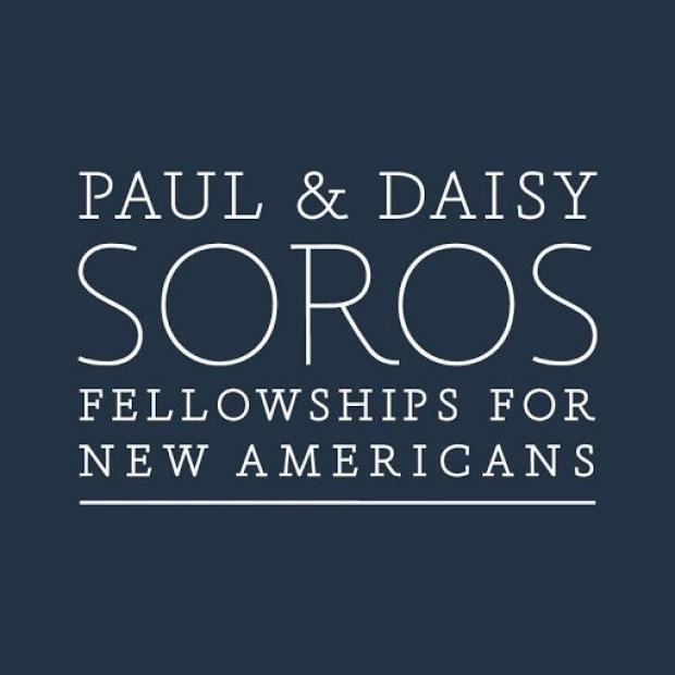 Soros fellowship logo
