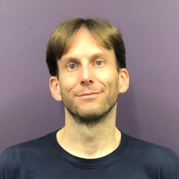 Bryan Wulf headshot