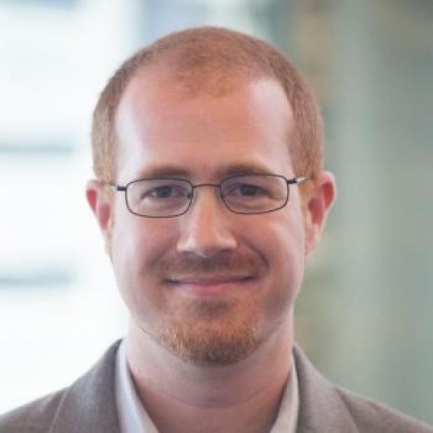 Portrait of Aaron Newman