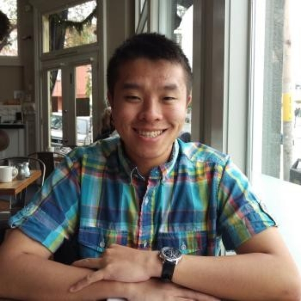 Kevin Wu headshot