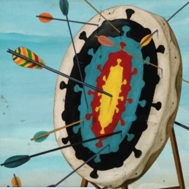 Stanford Medicine Magazine artwork screenshot