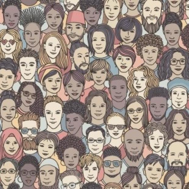 People illustration courtesy of Stanford Medicine News Center