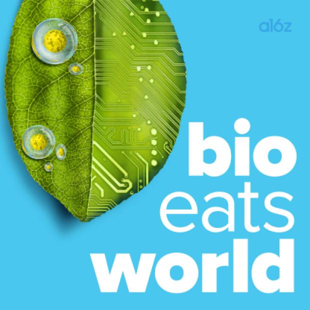 Bio Eats World podcast logo