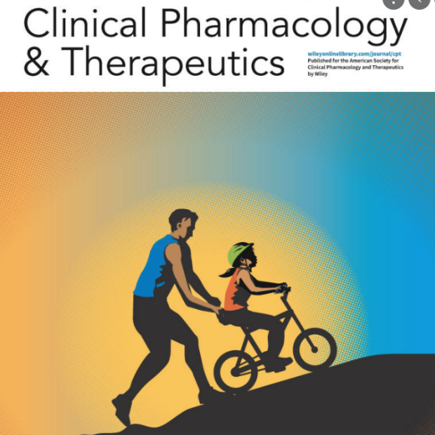 Clinical Pharmacology & Therapeutics cover art from July 2021 issue