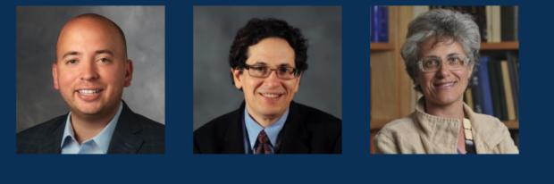 Manuel Rivas, Daniel Rubin, Chiara Sabatti Primary Faculty Slide 3