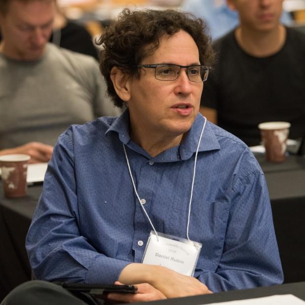 Daniel Rubin speaks at 2018 DBDS Symposium