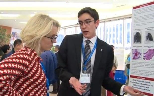 Jack Takahashi: Intel Science Talent Search