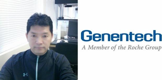 Dr. Max Gao: 2015 Genentech Award