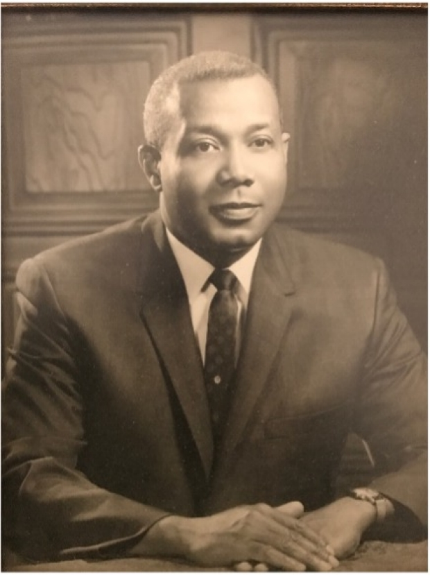 Earl Ramsey Claiborne, MD – Class of '54