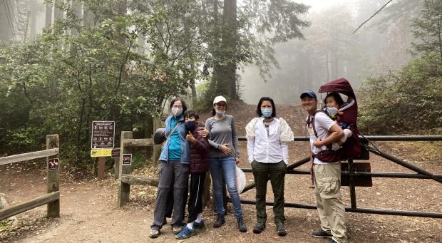 Wellness Morning Group Hikes