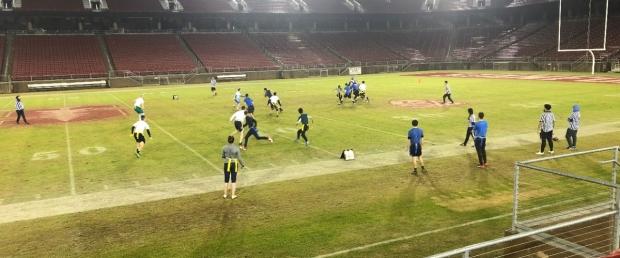 Sun Blockers - 2020 Intramural Football