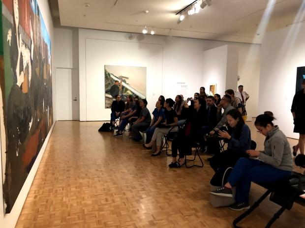 2019 Cantor Art Center