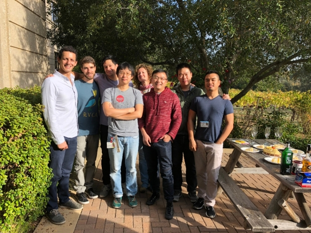 Ding Lab Lunch 2017