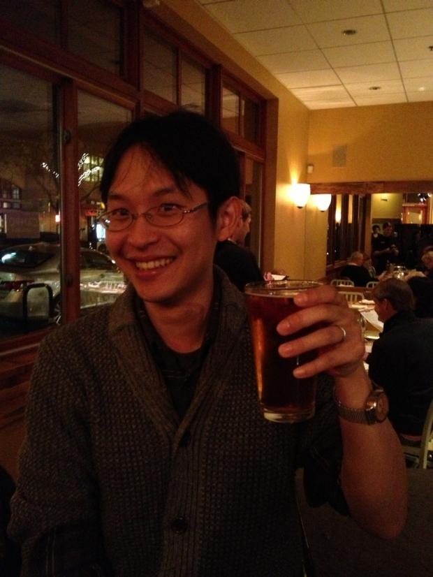 Yu Wei Beer