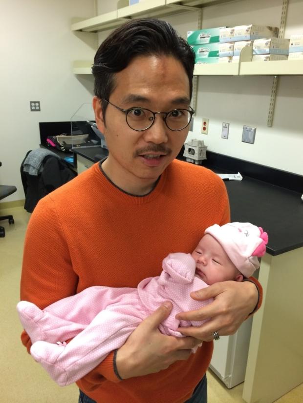 Jae Ick Kim Baby
