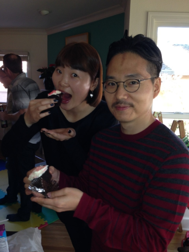 Jae Ick Kim Cupcake
