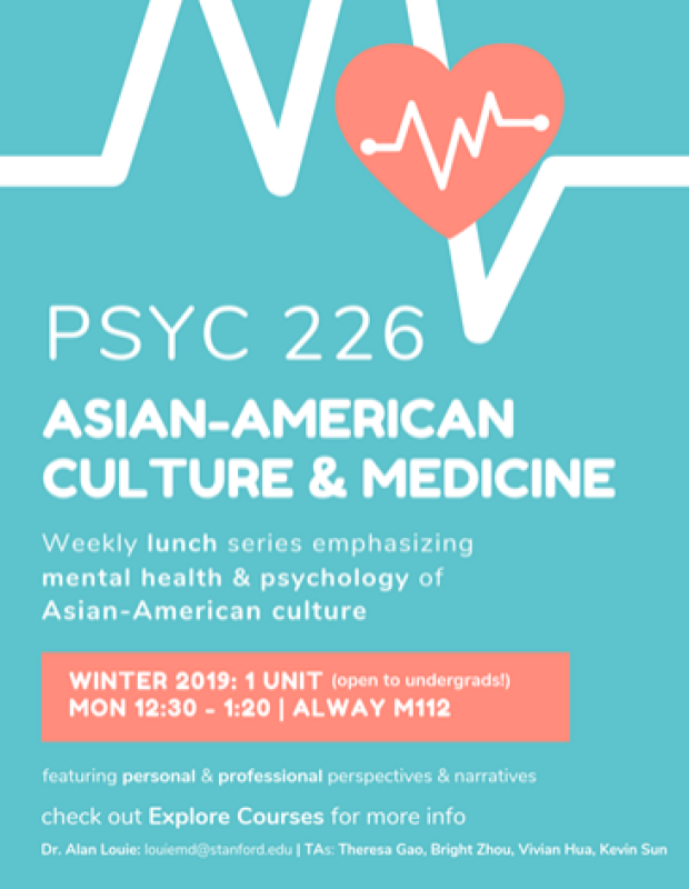 PSYC 226 flyer