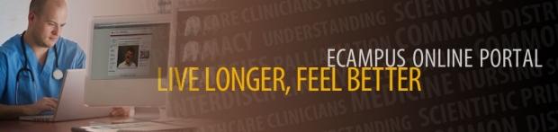 eCampus online portal