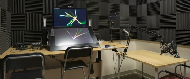 LK311D Green Screen Recording Booth