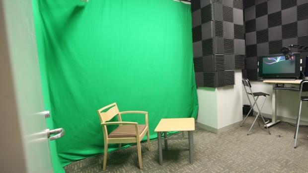 Green Screen Room 311D