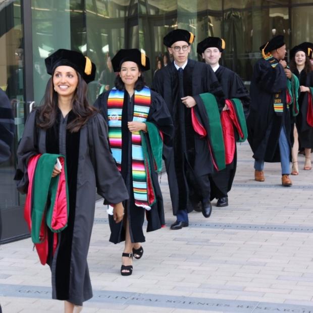 Stanford School of Medicine Graduation 2021