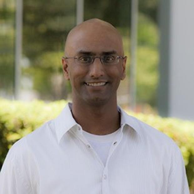 Elias Godoy, Inspiring Change Leadership Award Winner