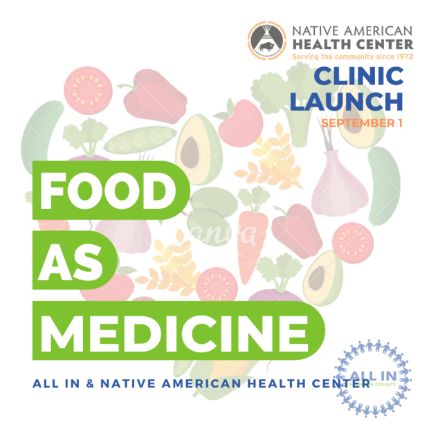 ALL In Food as Medicine Graphic