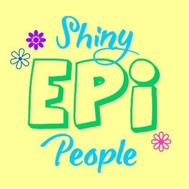 Shiny EPI people logo