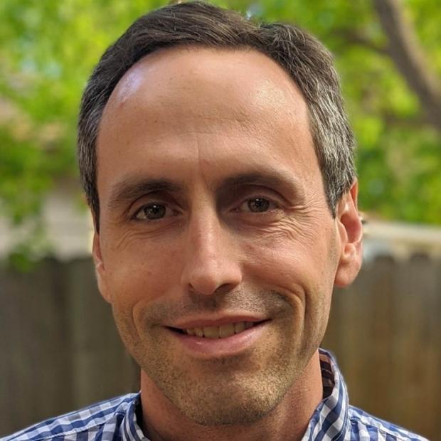 Jason Andrews headshot, courtesy of Stanford Scope Blog