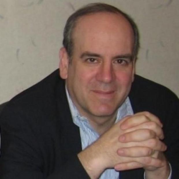 Steve Goodman headshot
