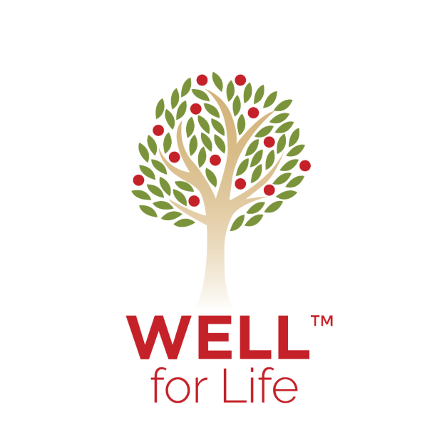 WELL for Life logo, courtesy of Ann Hsing