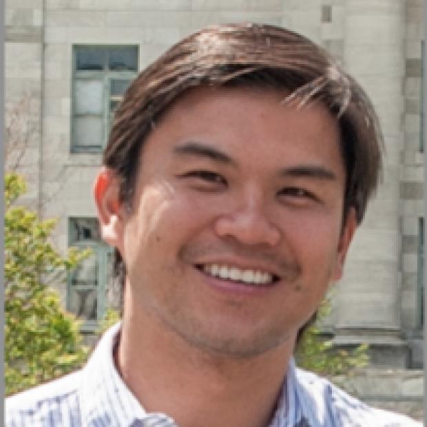 Mathew Kiang headshot