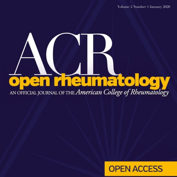 ACR Journal cover