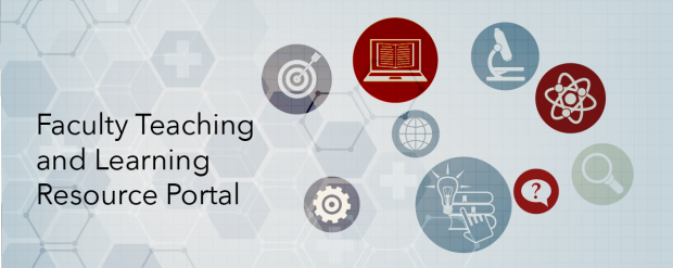 Header Faculty Teaching and Learning Portal