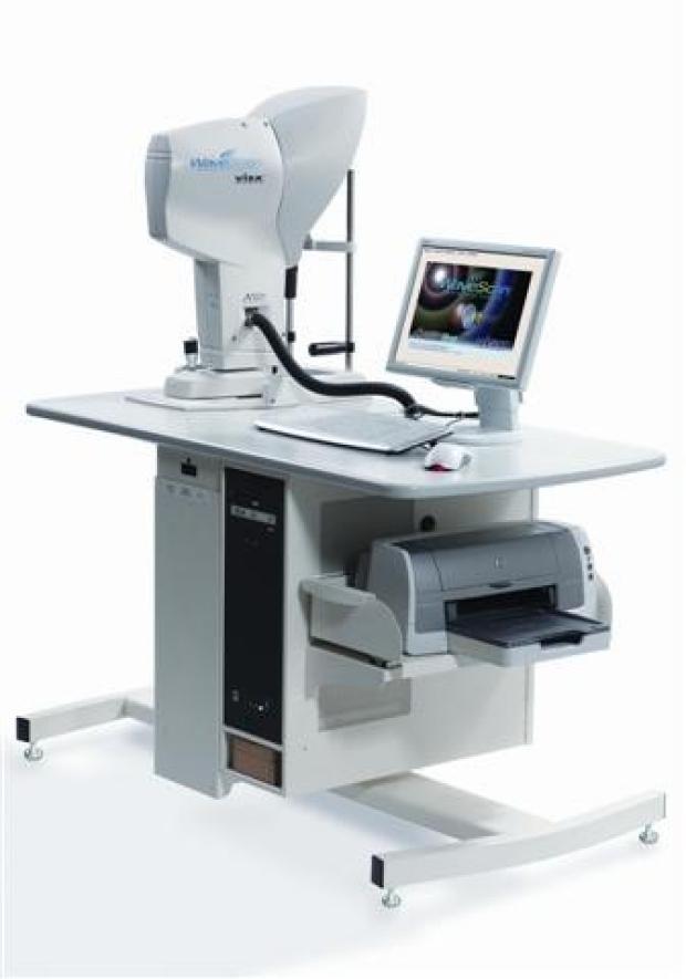 AMO WaveScan WaveFront™ System