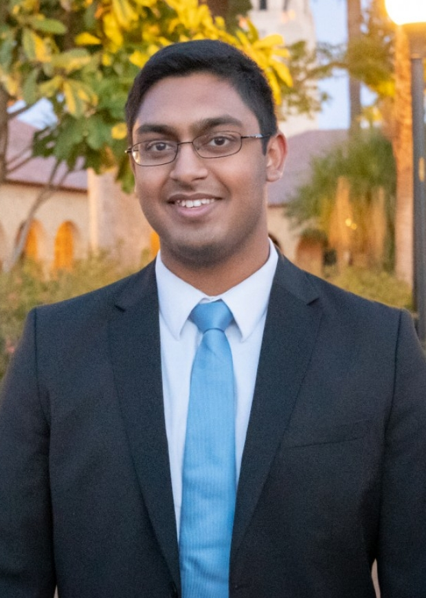 Gaurab Banerjee, MS Candidate, Research Assistant