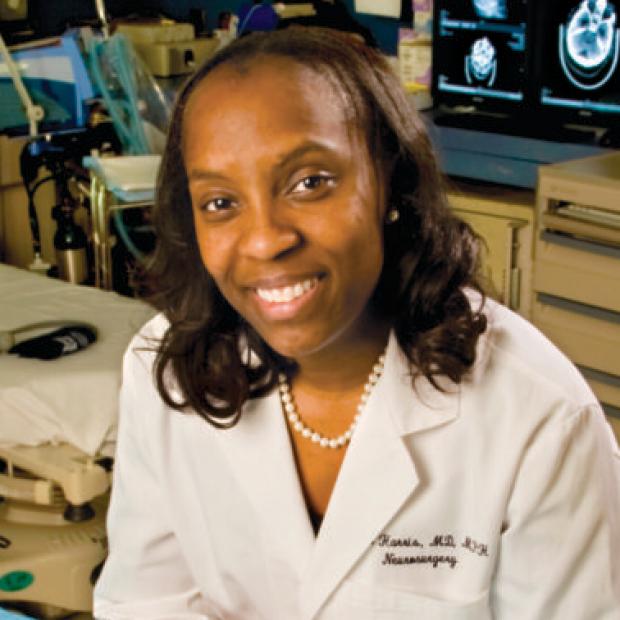 Odette Harris MD, MPH