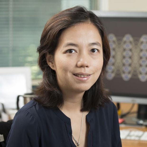 Fei-Fei Li, Ph.D.